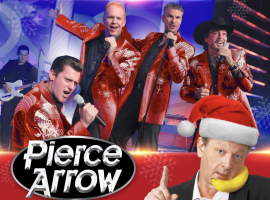 Laugh and Sing Along at Pierce Arrow!