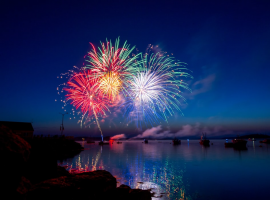 Top Fireworks Displays this Independence Day