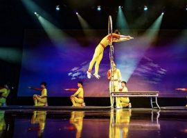 2019 Season for the Amazing Acrobats of Shanghai