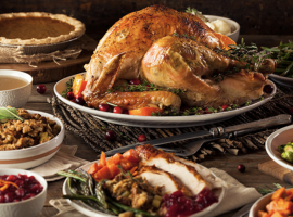 Spend Thanksgiving Together in Branson