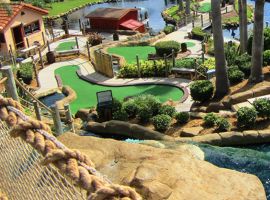 Mini-Golf in Branson