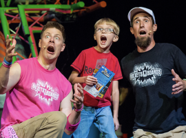 Great Shows for Kids of All Ages