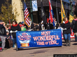 Most Wonderful Time of the Year Parade