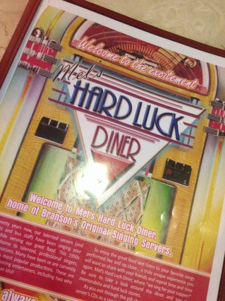 Mel S Hard Luck Diner