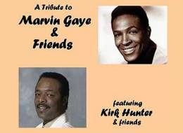 Marvin Gaye and the Masters of Soul