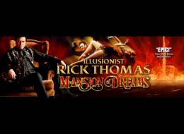 Rick Thomas - Mansion of Dreams
