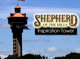 Shepherd of the Hills Inspiration Tower