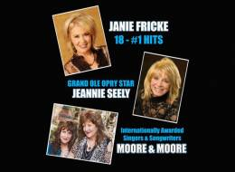 Janie Fricke and Moore & Moore